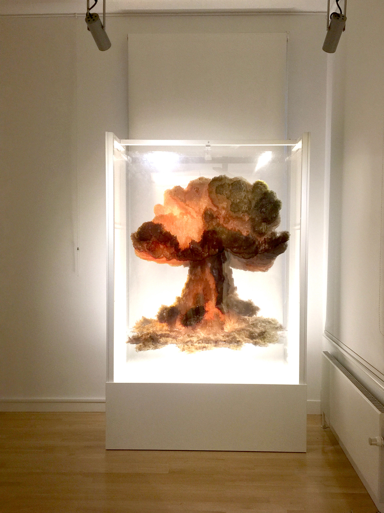 Gever_Nuclear Explosion