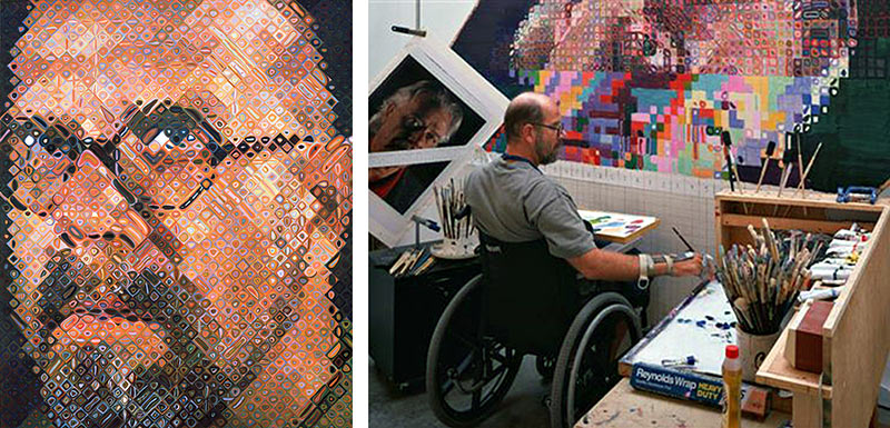 chuck-close-images