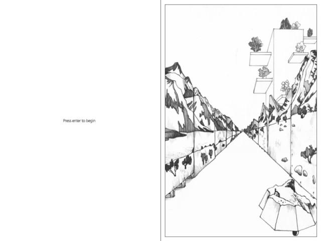 A comic template by Nova Jiang