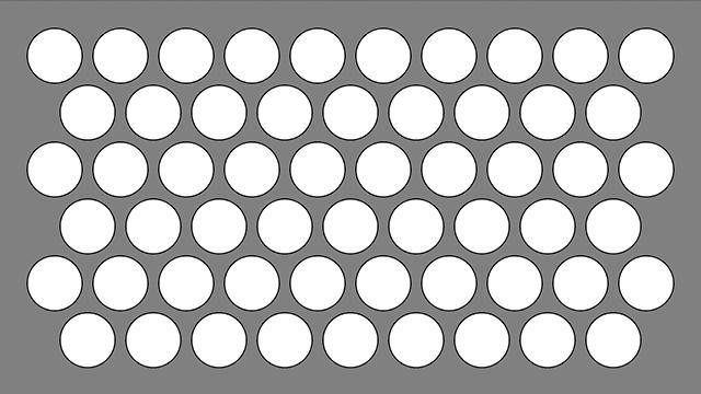 hexagonal-grid