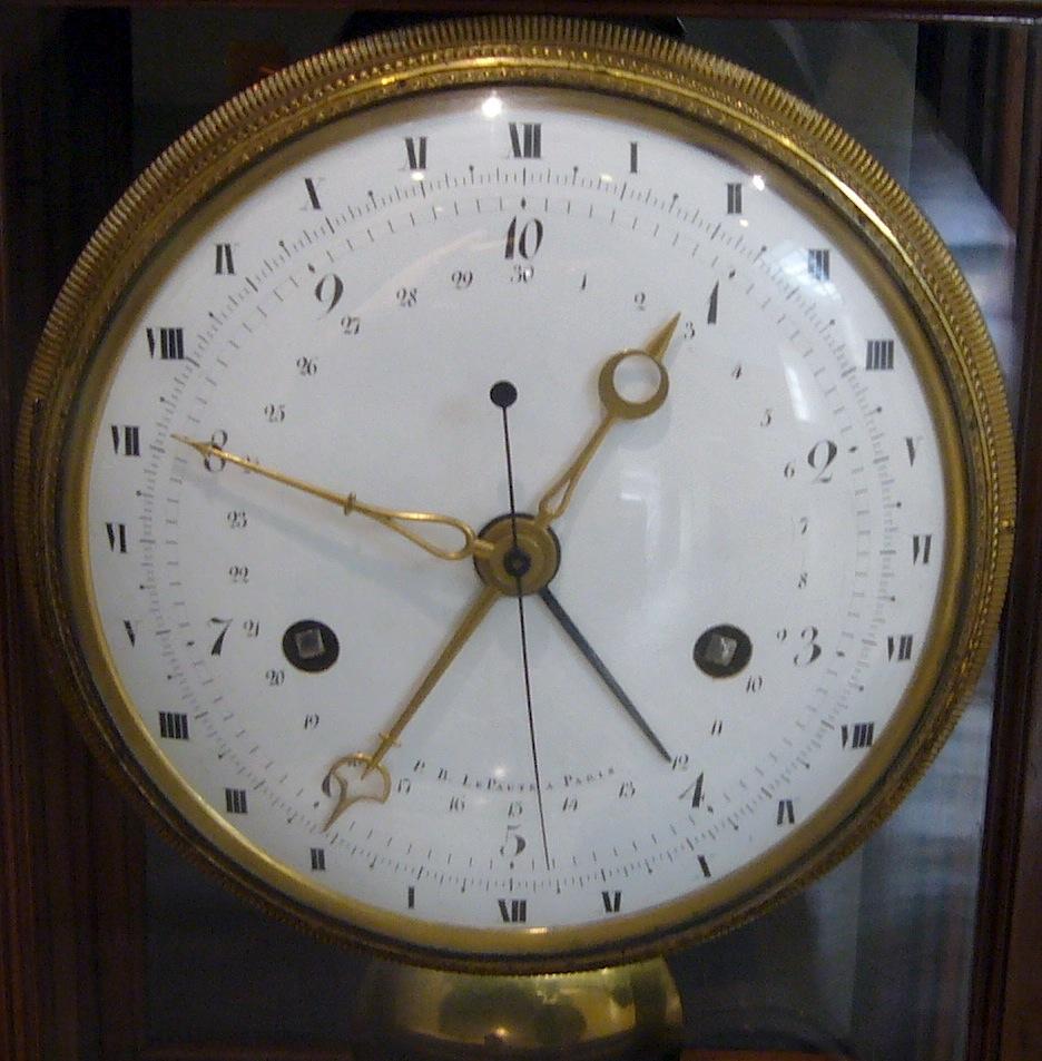 clock-french-republic