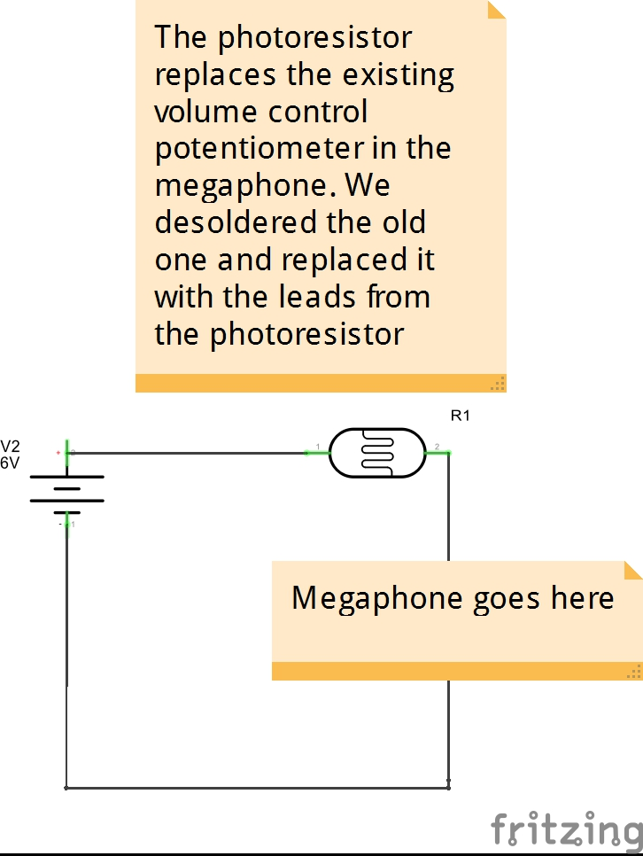 Mega Phone Wiring Diagram