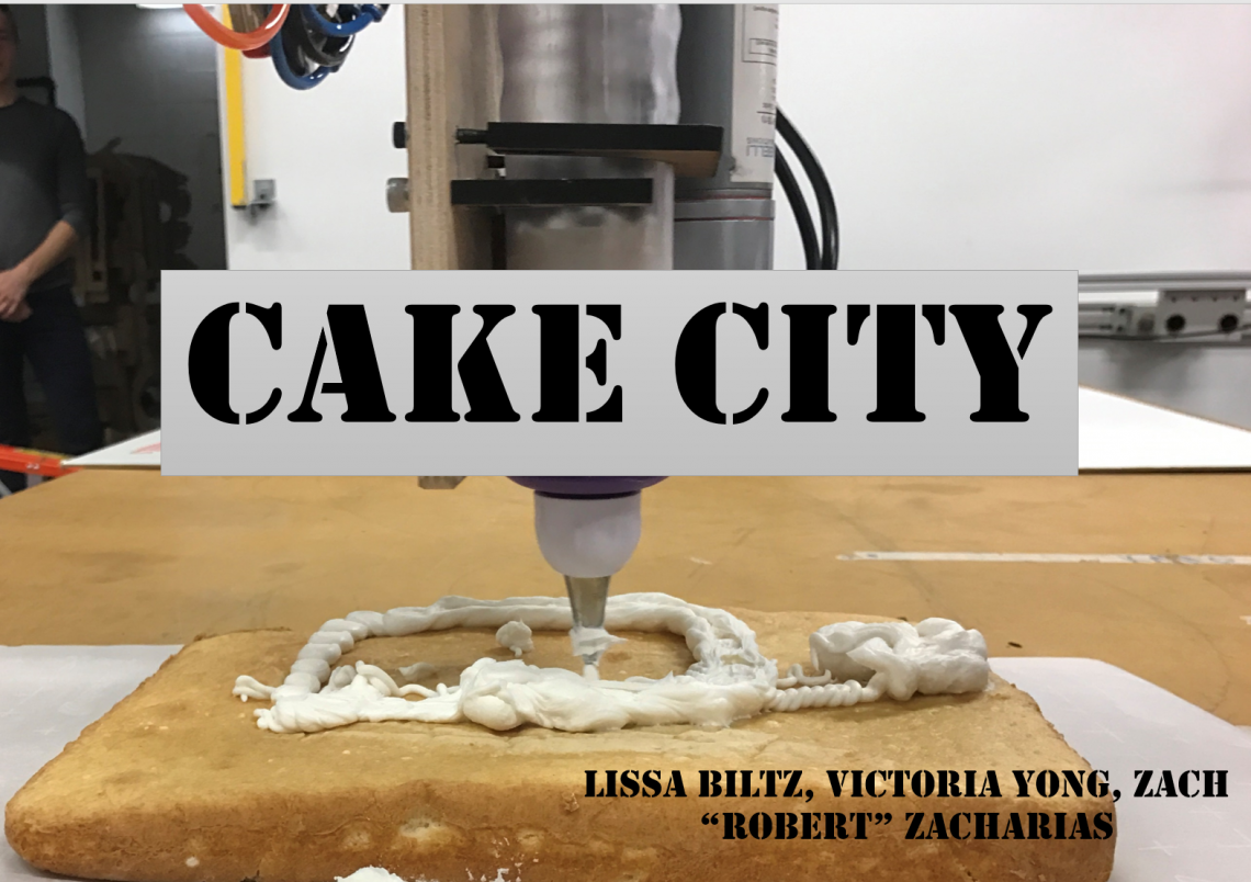 Cake City Project Report