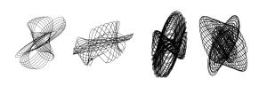black-harmonographs