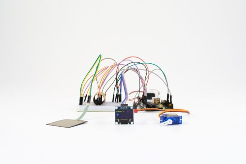 Pressure > IR > motor transducer
