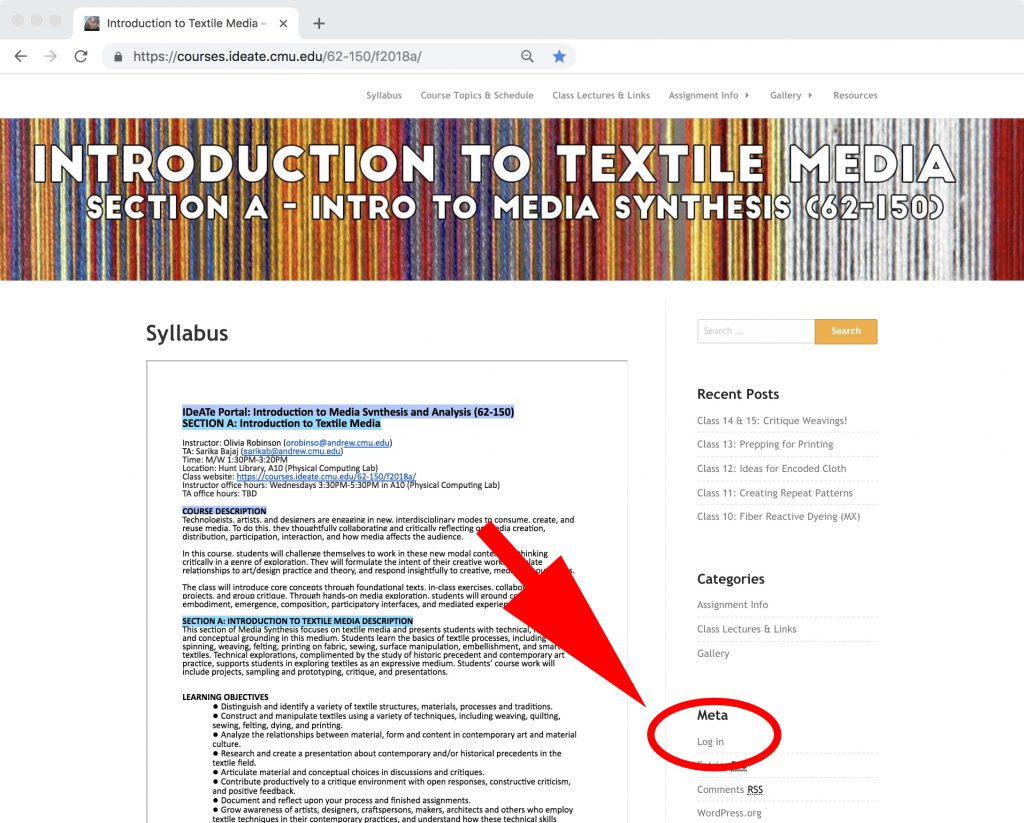 How to Submit Your Project to the Gallery – Introduction to