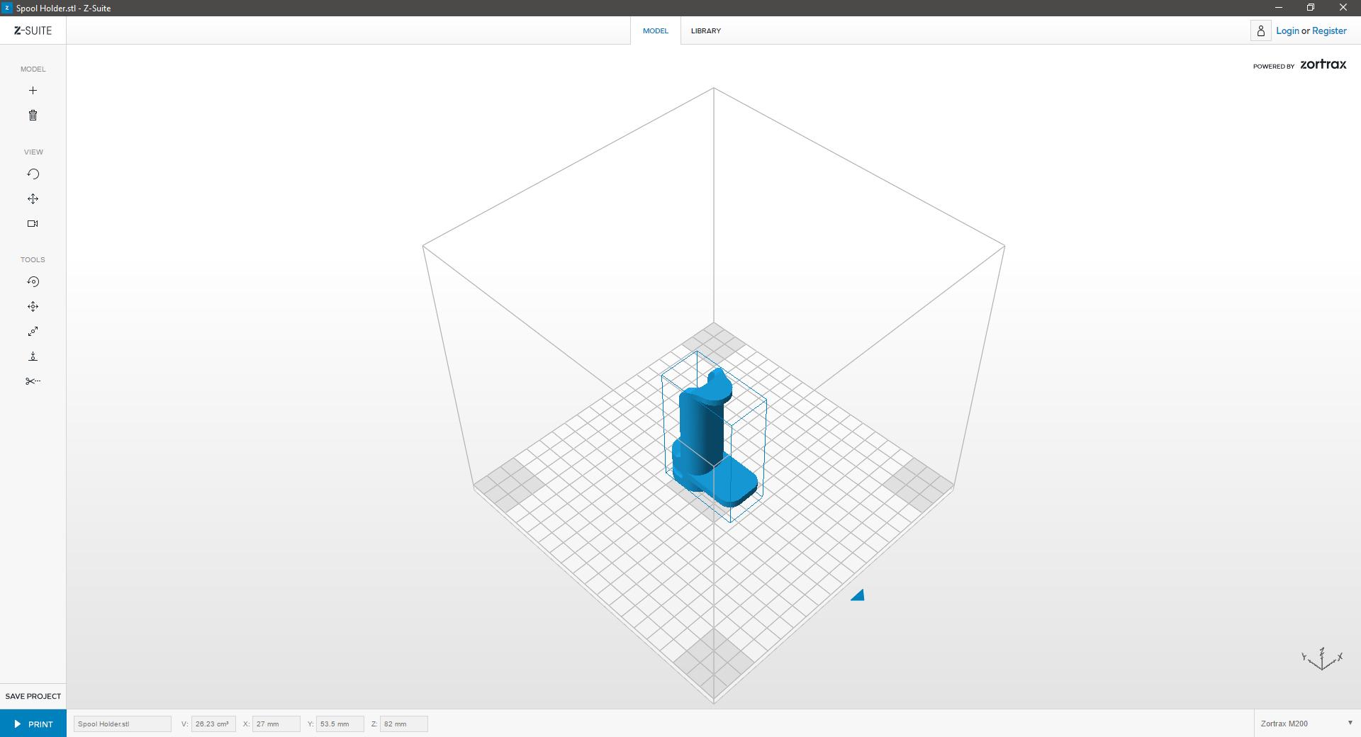 3DPrint – DigiTool