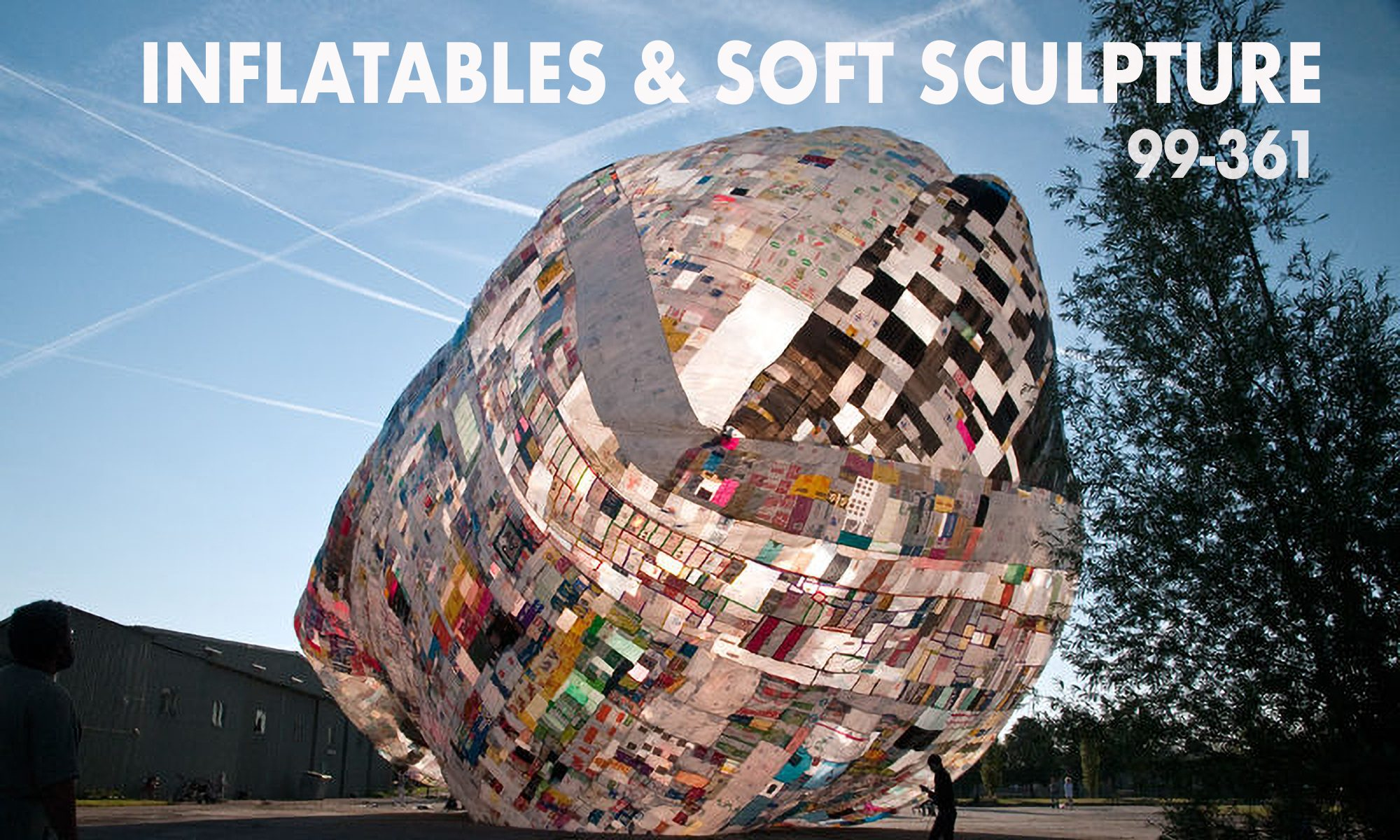 Inflatables and Soft Sculpture